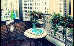 Küçük Balkonlar İçin Dekorasyon Fikirleri