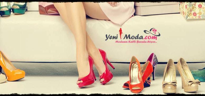 Birbirinden Şık Topuklu Ayakkabı Modelleri