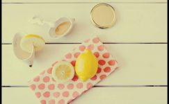 Yağlı Ciltlerden Limon Maskesi İle Kurtulun