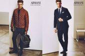 2018 Armani Collezioni Modasında Yeni Akımlar Başlıyor