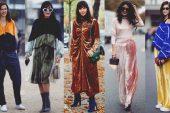 Kadife Zarafeti Moda Severler ile Buluşuyor