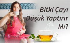 Bitki Çayı Düşük Yaptırır Mı?