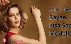 2019 – 2020 Bayan Kısa Saç Modelleri