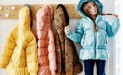 2019 Çocuk Mont Modası