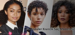 En Popüler Kıvırcık Saç Modelleri